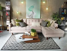 Apt2B Pop-Up Shop - modern - living room - los angeles - Apt2B