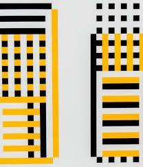 by Joseph and Anni Albers Josef Albers, Anni Albers, Black Mountain College, Hard Edge Painting, Leigh On Sea, Mondrian, Op Art, American Artists, Art Education