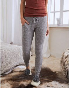 5f35d22a3c549 size small any color - Aerie Ribbed Sleep Legging by American Eagle  Outfitters