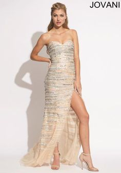 Jovani Dresses 77890 at Peaches Boutique