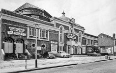 The Royalty Cinema in Harborne, Birmingham, was designed by architect Horace G Bradley during the first great wave of cinema building and opened on October, City Of Birmingham, Birmingham England, Art Deco Pictures, Cinema Theatre, Examples Of Art, Historical Photos, Old Photos, Past, Old Things