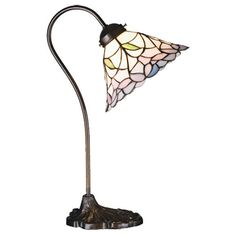 I pinned this Daffodil Bell Desk Lamp from the Well-Styled Study event at Joss and Main!