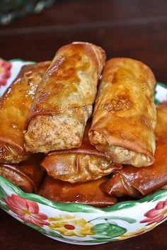 Classic Egg Rolls recipe, Filipino Recipes
