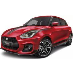 Suzuki Sport Red Devil Edition is the definition of red-hot-sporty New Suzuki Swift, Suzuki Swift Sport, Bike News, Compact Suv, Latest Cars, Future Car, Dream Cars, Automobile, Sporty