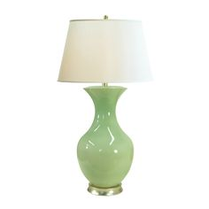Buy Empress Table Lamp from Hwang Bishop on Dering Hall Decor, Lamp Light, Table, Dering Hall, Ceramic Table Lamps, Table Lamp, Contemporary, Home Decor, Contemporary Furniture