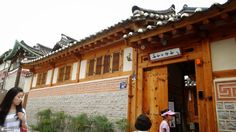 bukchon hanok village by Matt van Vuuren in Seoul, Seoul Special City, South Korea
