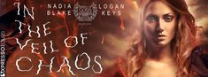 Ogitchida Kwe's Book Blog : In the Veil of Chaos Cover Reveal