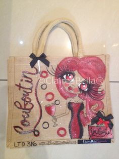 Louboutin based bag Shoes Pretty and girlie x