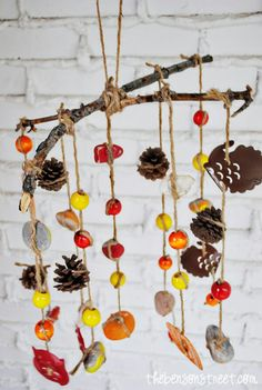 Wind chimes for art
