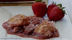 Cobbler is an American favorite. Many different fruits will make a delicious cobbler, peach prob being the most common. We have an amazing Peach Cobbler recipe, so why not alter it to Strawberry Cobbler. My mom came over bright and early in the morning to make a couple of videos. And, I must say mom …
