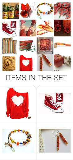 Etsy Collage- Fiesta  by rosa-shawls on Polyvore featuring картины and vintage