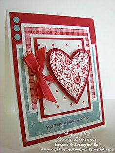 IC138 Always Inspiration by One Happy Stamper - Cards and Paper Crafts at Splitcoaststampers