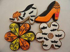 HALLOWEEN COOKIES! by Adda Boys Cookies, via Flickr