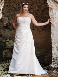 2013 Molige elegante Brautmode aus Satin