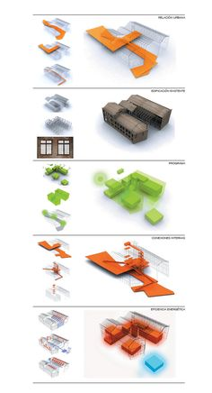By OHLAB Architecture Program, Architecture Concept Diagram, Architecture Sketchbook, Museum Architecture, Architecture Panel, Architecture Graphics, Architecture Design, Architecture Diagrams, Architecture Student