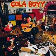 Prosthetic Boombox Cola Boyy Album