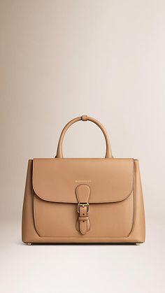 af99f2e2f550 Camel The Medium Saddle Bag in Smooth Bonded Leather - Image 1 Bonded  Leather