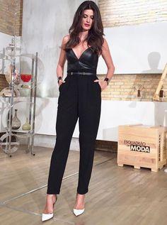 Resultado de imagem para isabella fiorentino looks 2017