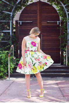 Bold Floral