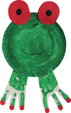 Frog Theme Preschool, Frog Activities, Preschool Crafts, Paper Plate Art, Paper Plate Crafts, Paper Plates, Insect Crafts, Frog Crafts, Toddler Crafts