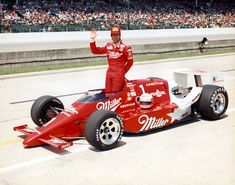 Indy Car Racing, Sports Car Racing, Indy Cars, Drag Racing, Danny Sullivan, Band On The Run, Marquee Events, American Racing, Speed Racer