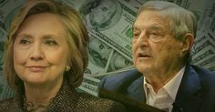 CNA: CLINTON títere de Soros - En 2011. la dió instrucciones paso a paso de como…