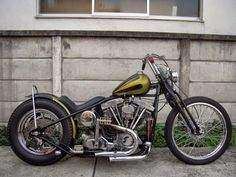 Harley Davidson Shovelhead 1980 By Spice Motorcycles