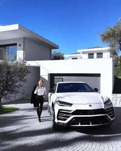 If you aren't matching your Lamborghini, and your Lamborghini isn't matching. If you aren't matching your Lamborghini, and your Lamborghini isn't matching you. Aston Martin, Lamborghini Aventador, Ferrari, White Lamborghini, Lamborghini Interior, Dream Cars, Road King Classic, Top Luxury Cars, Luxury Suv