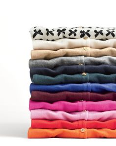 The J.Crew Jackie cardigan. Killing it in the holiday-party-layering department since 2004.