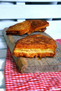 Nyammm: Klasszikus Kedd - Bundás kenyér Naan, Banana Bread, French Toast, Breakfast, Morning Coffee