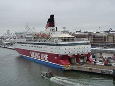 **Viking Line - Day Cruises (cruise to Tallinn) - Helsinki, Finland