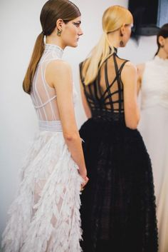 Dior Spring/Summer 2018 Couture