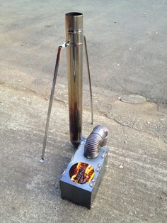 Jet Stove, Candle Heater, Survival Stove, Rocket Mass Heater, Stove Heater, Wood Fuel, Chiminea, Survival Items, Stove Fireplace