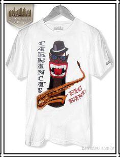 T-shirt Carranca Sax