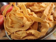 Ribbon pakoda recipe in Tamil - olai pakoda - ottu pakoda
