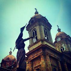 Socorro, Santander Statue Of Liberty, Travel, Colombia, Liberty Statue, Viajes, Destinations, Traveling, Trips, Tourism