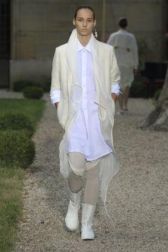 Damir Doma, Spring-Summer 2009, Paris, Menswear