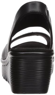186d84545e412 Skechers Women s Parallel-Strut Wedge Sandal  gt  gt  gt  To view further