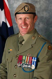 Mark Donaldson was awarded the VC medal - the nation's highest military honour - for rescuing a coalition interpreter during fighting in Afghanistan in 2008
