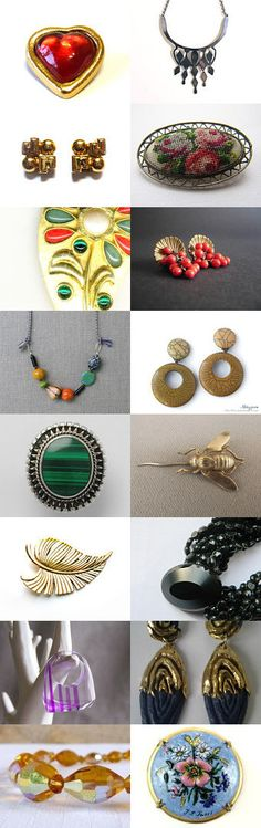 Chic vintage jewelry from France with love! by Le French Bazaar on Etsy #etsy #etsyfr #frenchvintage #french #vintage #etsyvintage #vintagefinds #france #frenchtouch #vintagefr #retro #midcenturymodern #paris #bestvintage #brocante #vintagefrance #vintagefr #jewel #jewelry #vintagejewelry #frenchjewelry