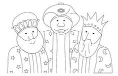 three king magicians coloring page 2 Faith Crafts, K Crafts, Holiday Crafts, Abc Activities, Christmas Activities, Nativity Crafts, Christmas Nativity, Christmas Makes, Christmas Colors