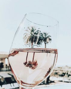 summer / luxe / palm / pink / vacay / ideas / wine / rose / all day / blue sky / dreamy / holiday pictures beach palm trees Summer Aesthetic, Pink Aesthetic, Flower Aesthetic, Aesthetic Fashion, Aesthetic Food, Lifestyle Fotografie, Shotting Photo, Foto Top, Summer Of Love