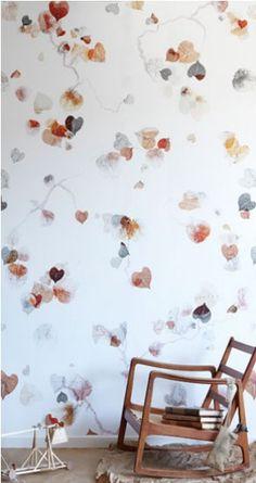 Delicious Pattern: Trove Wallpaper