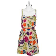 Willow & Clay Women's Contemporary Floral Print Dress  #VonMaur