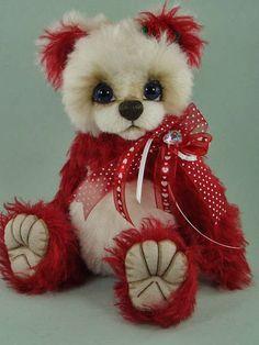 VALENTINA Terries Bears - Artist Bears and Handmade Bears