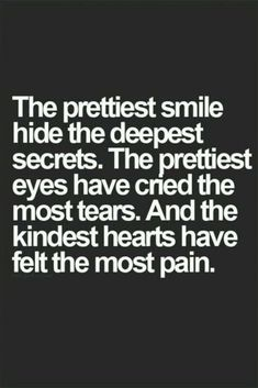 30 Deep Love Quotes that testify to Deep Love Quotes can be found here. Read Deep Love q … 30 Deep Love Quotes that Says it all Deep love Quotes are here. Read Deep Love quotes for him and her. They are meaningfull love quotes. Check these Quotes for Vale Deep Quotes About Love, Love Quotes For Him, Great Quotes, Fake Smile Quotes, Quotes About Smiling, Tears Quotes, Sadness Quotes, Pretty Eyes Quotes, Being Real Quotes