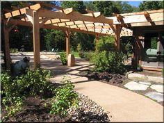 Ácsot, asztalost keresünk! - Antik bútor, egyedi natúr fa és loft designbútor, kerti fa termékek, akácfa oszlop, akác rönk, deszka, palló, wabi sabi rusztikus lakások Backyard, Patio, Pergola Garden, Wooden Arbor, Acacia, Roof Structure, Shade Garden, Construction, Shades