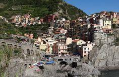 viagem para Cinque Terre