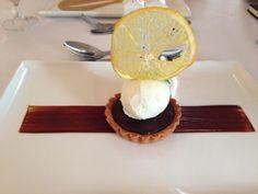 Gorgeous Chocolate dessert - Budmarsh Country lodge