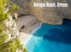 #Swimming destination: Navagio Beach, Greece